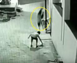 Chłopiec cudem przeżył upadek z dachu. Nic mu się nie stało