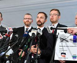 Wybory 2019. Konfederacja nie odpuszcza TVP. Chcą unieważnienia wyborów