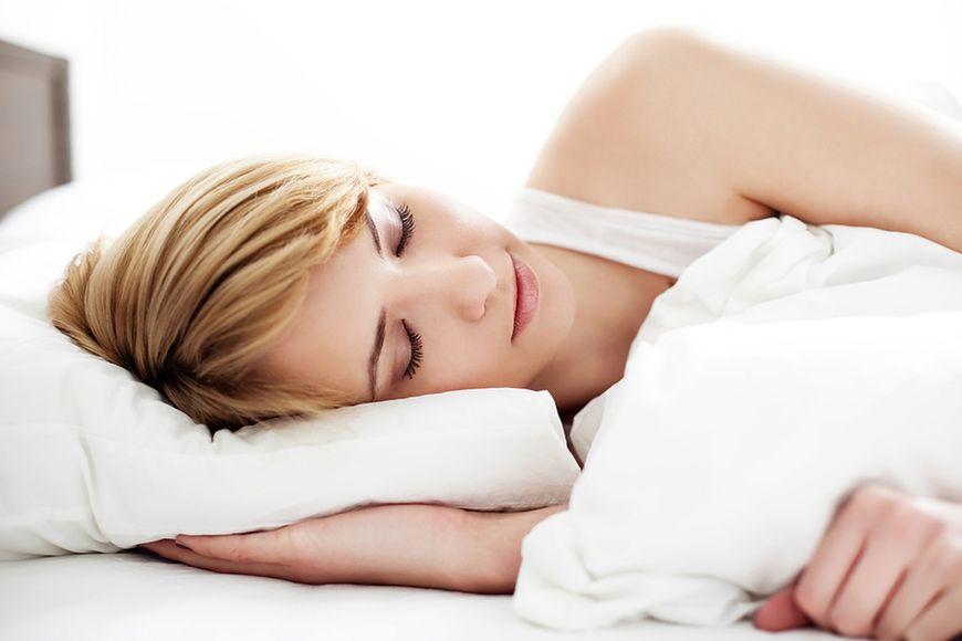 Odpowiednia ilość snu