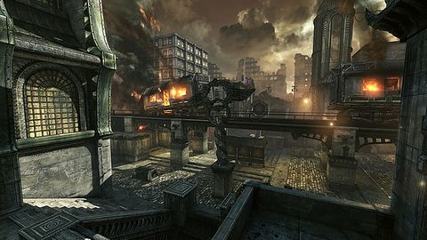 Pierwszy dodatek do Gears of War 3 pojawi się za miesiąc