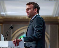 Notre Dame. Emmanuel Macron zaprasza papieża Franciszka do Paryża