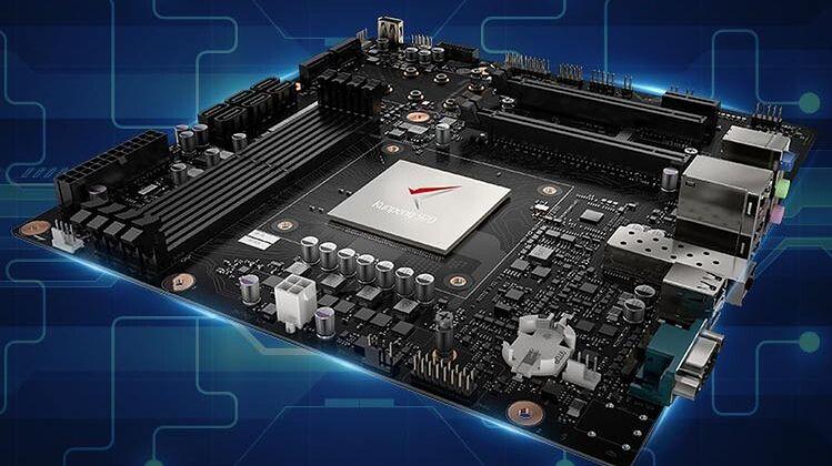 Huawei przygotowuje się do debiutu na rynku PC. Płytę główną i procesor już ma