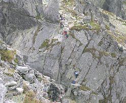 Skandal w Tatrach! Turysta okradł swoich wybawców