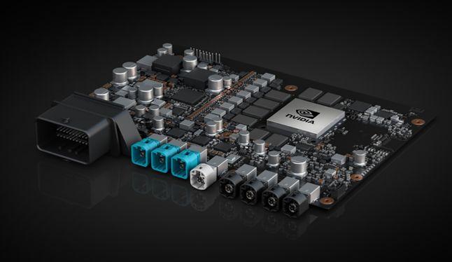 Komputer autonomicznych aut? Pegasus zbudowany z dwóch układów Xavier i dwóch układów graficznych nowej generacji. źródło: nvidia.com
