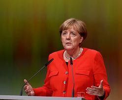 Angela Merkel żąda działań. Chodzi o sprawę Nawalnego