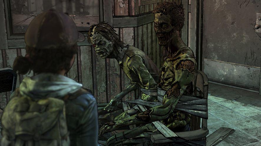 The Walking Dead powróciło na Steama