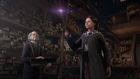 W Hogwarts Legacy stworzymy transpłciową postać