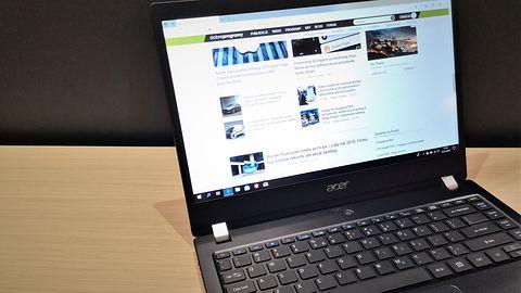 Acer TravelMate X3 – test klasycznego laptopa z szeregiem przydatnych złączy