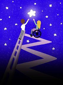 """Nie """"inwalida"""", nie """"niepełnosprawny"""". Radzimy, jak mówić, żeby nie stygmatyzować"""