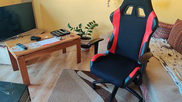 Genesis Nitro 550 - młodzieżowy fotel komputerowy dla ucznia i gracza