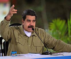 """Wenezuela wydaliła ważnego dyplomatę USA. """"To obrona godności"""""""