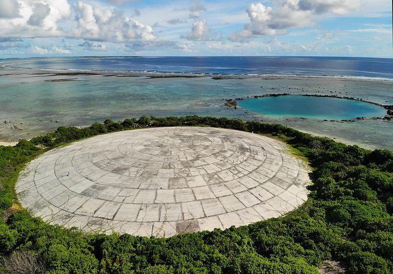 """USA. Zbadają """"grób"""" nuklearny na Oceanie Spokojnym"""