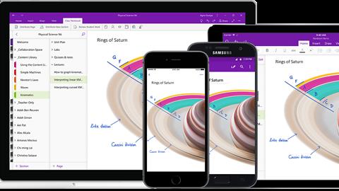Microsoft tworzy nową aplikację OneNote. Użytkownicy nie będą już wybierać jednej z dwóch