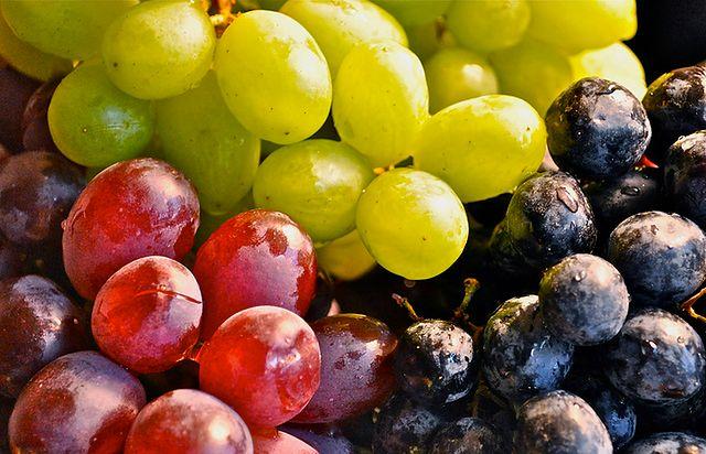 Sok winogronowy