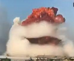 Wybuch w Bejrucie. Prezydent wiedział, że w magazynie jest saletra amonowa