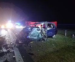 Poważny wypadek na S8. Nie żyje dwóch kierowców