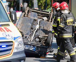 Tragiczny długi weekend: 504 wypadki, 27 zabitych