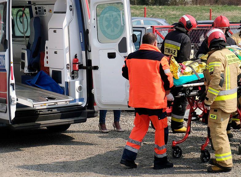 Zdrojewo. W wybuchu zginął 26-latek