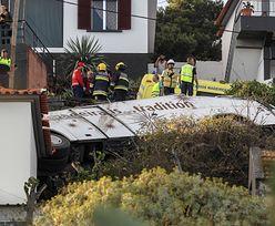 Madera: Nie żyje 29 osób. Kolejne ofiary wypadku autokaru z turystami