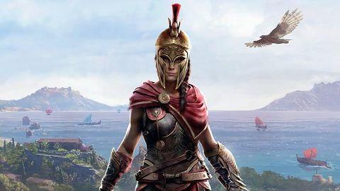 """Przedstawiamy fragment książki """"Assassin's Creed: Odyssey"""""""