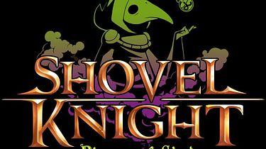 Złoczyńca w akcji w zwiastunie Shovel Knight: Plague of Shadows