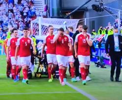 To zdjęcie obiegło cały świat. Reanimowany duński piłkarz. Nowe fakty