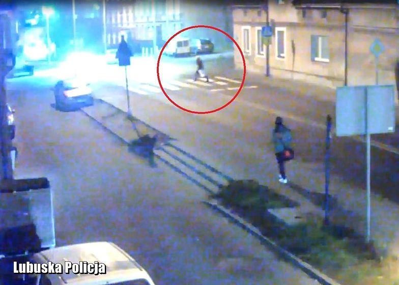 Koszmar w Zielonej Górze. Policja pokazała przerażające nagranie
