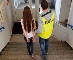 Gdańska policja zatrzymała podpalaczkę. Nie pochodzi z Polski