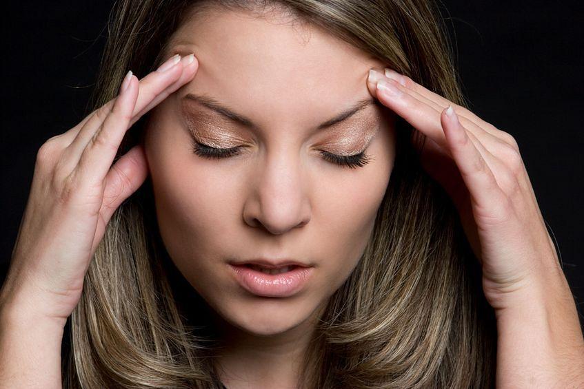 Bóle migrenowe objawem choroby serca