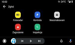 Yanosik w Android Auto: jeździłem z wersją Alfa - zapowiada się bardzo dobrze