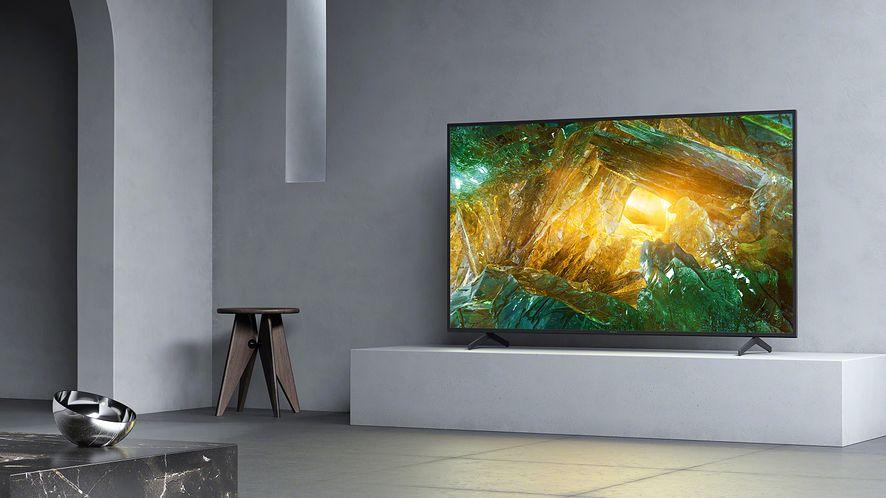 Trzy nowe modele telewizorów 4K Sony wchodzą do sprzedaży w Europie, fot. Sony
