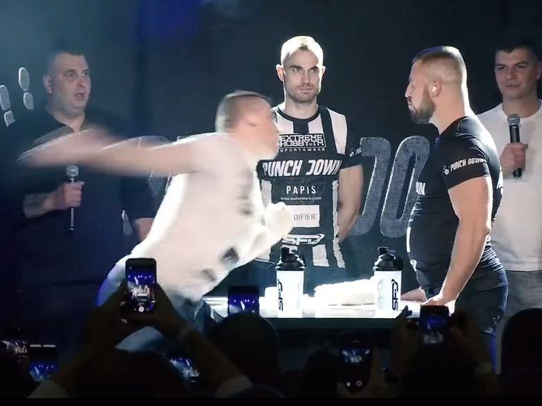 Pierwsza taka walka na świecie! Wyjątkowe starcie na gali TOTALbet Punchdown 4