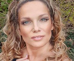 Niewiarygodne, jak naprawdę wygląda Joanna Liszowska. Pokazała prawdziwe włosy