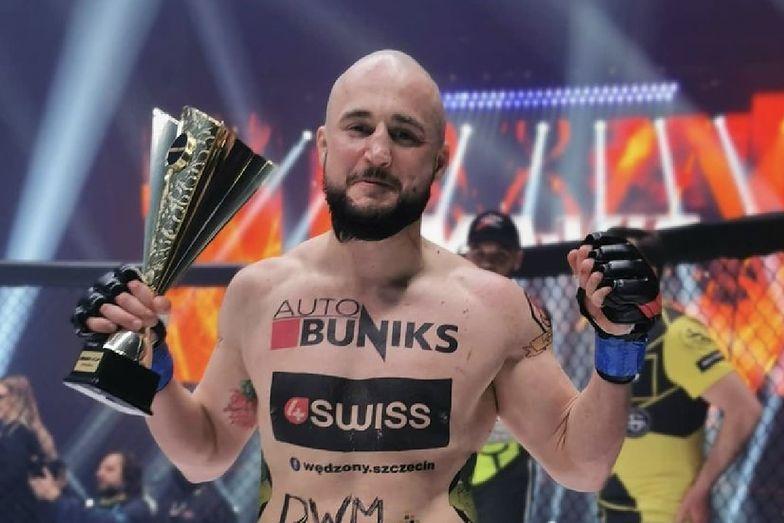 Marcin Najman opublikował pełną kartę walk gali MMA-VIP 2. Nie brakuje znanych nazwisk