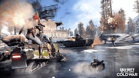 Tryb sieciowy w Call of Duty: Black Ops - Cold War daje dużo, ale mógłby więcej [Recenzja]