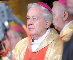 Abp Paetz koncelebrował mszę. Mimo zakazu Watykanu