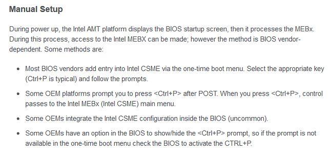 Intel: nie damy wam jednoznacznej metody dotarcia do MEBx, bo jeszcze będziecie chcieli coś wyłączyć!