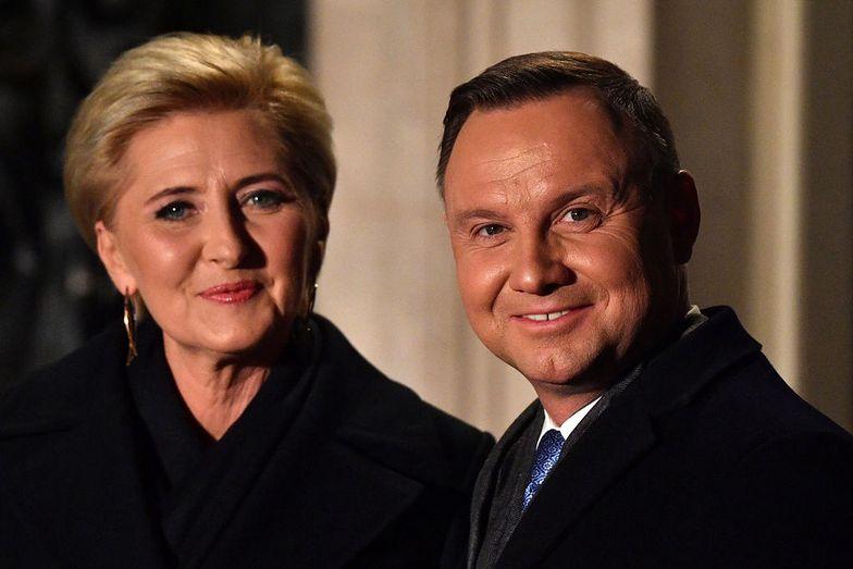 Wyjątkowy dzień Andrzeja i Agaty Dudów. Para prezydencka ma powody do świętowania
