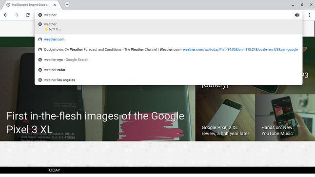 Interfejs Touchable material 2.0 stworzono z myślą o urządzeniach z ekranem dotykowym, źródło: 9to5Google.