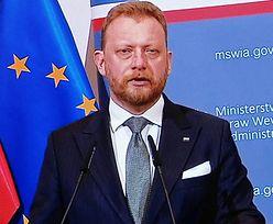 """Afera z maseczkami. Łukasz Szumowski: """"Dałbym mu w pysk"""""""