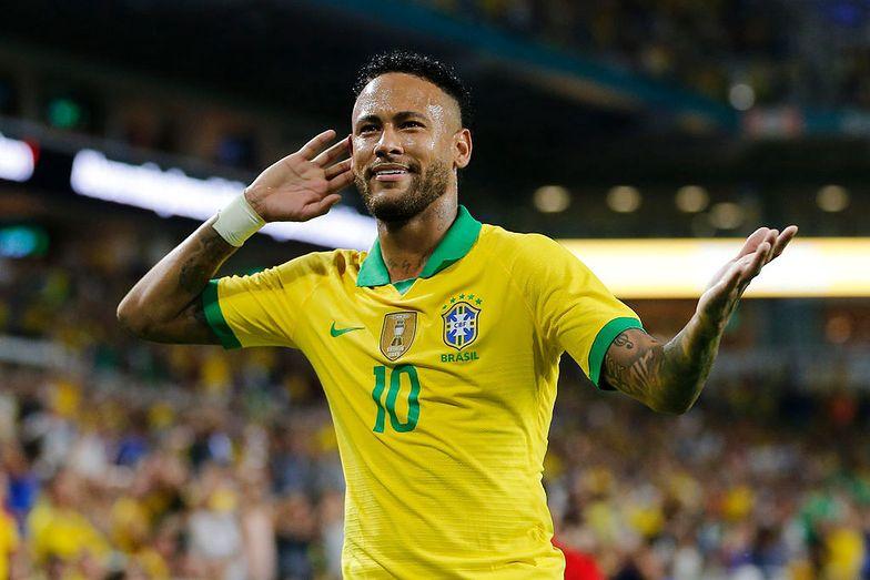 Chłopak matki Neymara w przeszłości sam był piłkarzem. To wielki fan Brazylijczyka