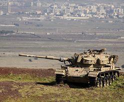 Pięć rakiet spadło na Izrael. W odpowiedzi ostrzał z czołgów