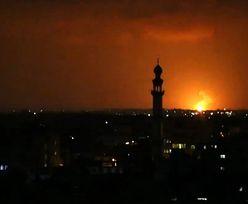 Izrael zaatakowany. Odpowiedź była natychmiastowa