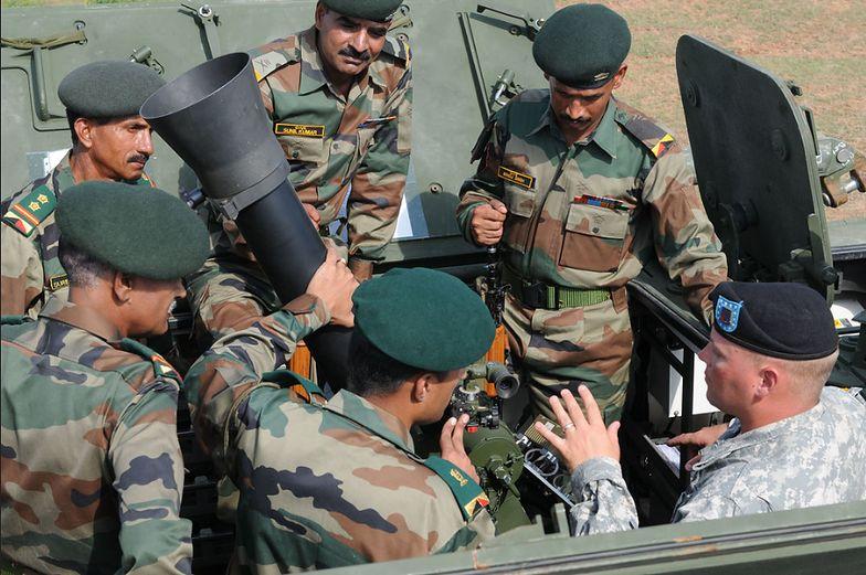 Hindusi budują tajną bazę wojskową. Została odkryta przypadkiem