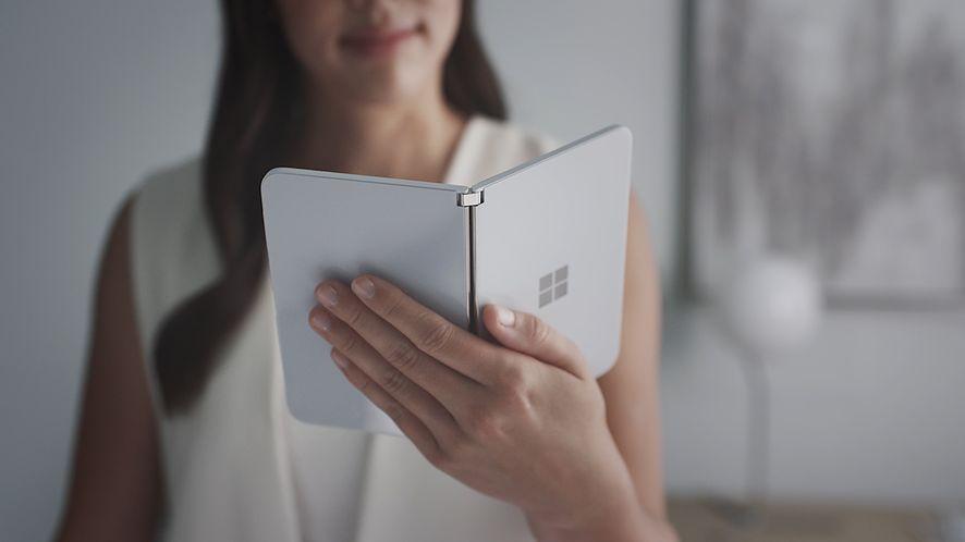 Microsoft Surface Duo (Microsoft)