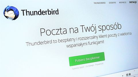 Nowy Thunderbird nie obsłuży wszystkich dodatków. Jak się do tego przygotować?