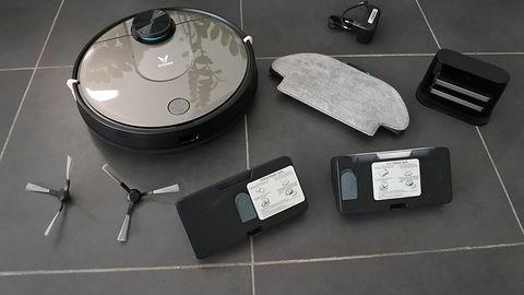 Odkurza u mnie Terminator, znaczy się Viomi V2 Pro Cleaning Robot