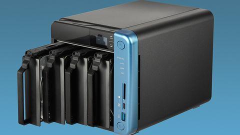 """Konkurs """"QNAP na Nowy Rok"""" – do wygrania NAS TS-453B z gniazdem PCIe"""