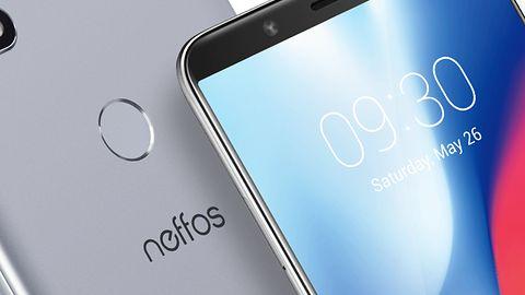 TP-Link  Neffos C9 oficjalnie: tani smartfon z ogromnym wyświetlaczem