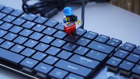 Genesis Thor 420 RGB - problematyczna, niskoprofilowa klawiatura mechaniczna